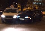 Авария на Московском проспекте привела к образованию пробки