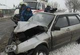 В Воронеже в двух авариях серьезно пострадали люди