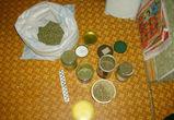 1,5 килограмма марихуаны изъяли у жителя Терновского района