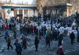Милиции в Киеве разрешили применять боевое оружие
