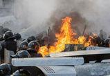 МВД Украины сообщает  о возобновлении стрельбы в Киеве