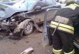 В ДТП в Воронеже пострадал человек