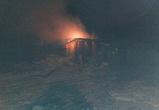 За ночь в Воронежской области произошло два поджога