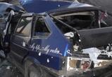 В столкновении ВАЗа и грузовика под Воронежем пострадал человек