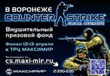 Counter-Strike: Global Offensive в Воронеже