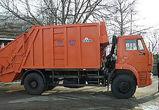 В Воронеже женщина погибла под колесами мусоровоза