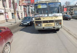 В Воронеже ребенок погиб под колесами автобуса