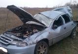 В Новохоперском районе опрокинулась иномарка, есть пострадавшие