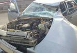 Шесть машин столкнулись на улице Грамши в Воронеже, есть пострадавший