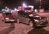 В столкновении трех машин рядом с «Динамо» пострадал человек