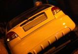 Ночью легковая машина упала в яму в центре Воронежа