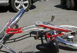 В Воронеже женщина на Hyundai сбила подростка-велосипедиста