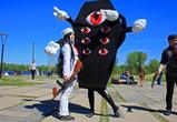 Косплей-шествие в парке «Алые Паруса»