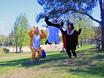Косплей-шествие в парке «Алые Паруса» 106198