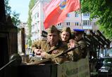 Праздник Великой Победы 9 мая в Воронеже