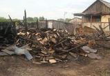 В Бобровском районе семилетний ребенок едва не сжег дом