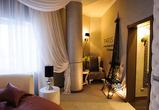 Интерьеры отеля «Ветряков»