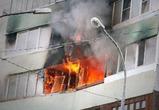 16 человек спасли из горящего дома в Воронежа