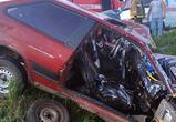 Крупная авария с участием полицейского произошла под Воронежем