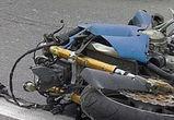 В Воронеже  столкнулись мотоцикл и «Хендай Санта Фе»: оба водителя ранены
