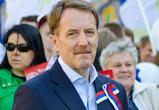 Алексей Гордеев как главный избиратель