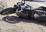 В результате аварии в Борисоглебске погиб пьяный мотоциклист и его пассажирка
