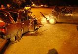 """Два """"ВАЗа"""" столкнулись в Советском районе - пострадали люди"""