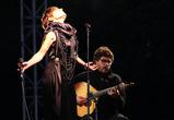 Концерт Криштина Бранку в парке рамонского замка