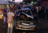 Серьезная авария у областной больницы: один из водителей в реанимации