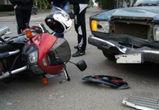 В Воронежской области водитель угробил двух подростков на мотоцикле