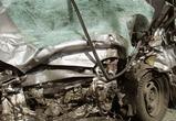 В столкновении с иномаркой под Воронежем погиб автомобилист, лишенный прав