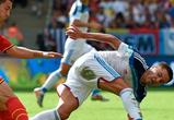 Российский футбол как эротическое зрелище