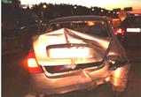 В столкновении трактора и «Тойоты» в Воронеже пострадал человек