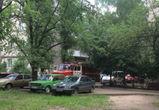 Жители дома на улице Карпинского рассказали, кто взорвал гранату в квартире