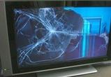 Воронежского полицейского избили телевизором