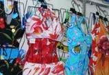 На воронежском рынке женщина украла 49 платьев и 12 купальников