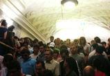 Несколько вагонов сошли с рельсов в московском метро - есть жертвы