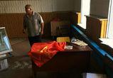 Воронежские коммунисты заявили о краже знамени из партийной приемной