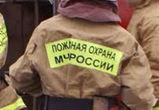 В Воронежской области за сутки сгорели УАЗ и скутер