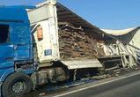 В столкновении двух грузовиков под Воронежем пострадали люди