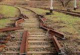 На станции под Воронежем безработный разбирал железнодорожные пути