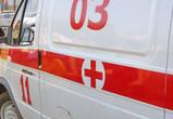 В столкновении Лексуса с Хендаем в Воронеже ранены три человека