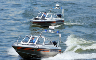 Седьмой Всероссийский чемпионат водно-моторных соревнований МЧС