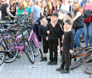 Международный Велофестиваль 2014 в лицах