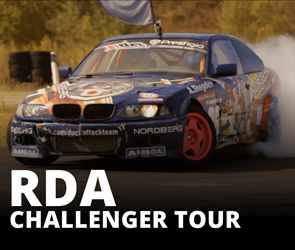 RDA Challenger Tour: о дрифте, быте и мечтах