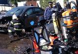 """На улице Брусилова столкнулись ВАЗ и """"Тойота"""" - два человека ранены"""