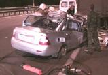 На трассе «Дон» под Воронежем столкнулись 4 машины, есть раненые