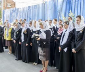 В Воронеже открылся женский корпус духовной семинарии (ФОТО)