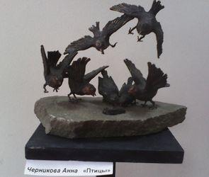 Ближе к природе с выставкой «Анималистика: фотография, скульптура, графика»