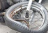 Байкер-подросток пострадал в аварии в Воронеже